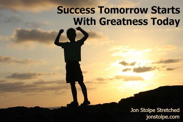 success tomorrow