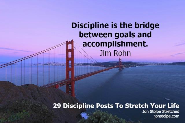 discipline posts