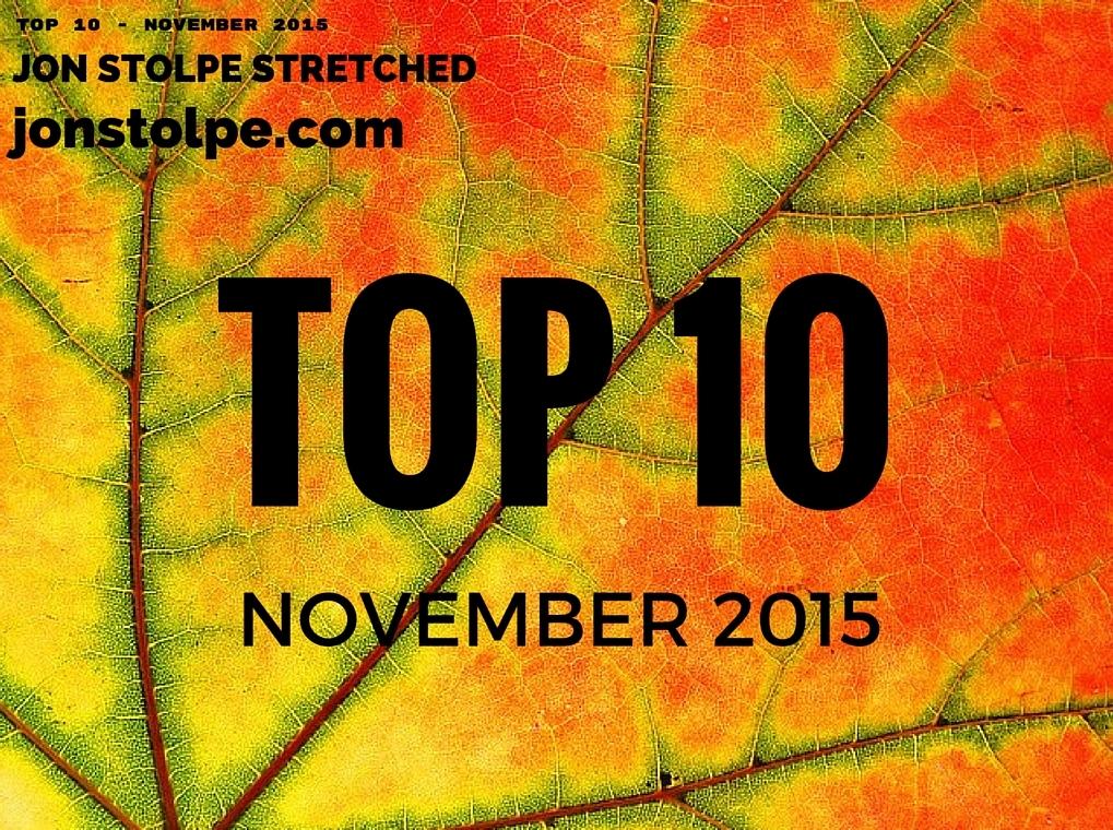 TOP 10 November 2015