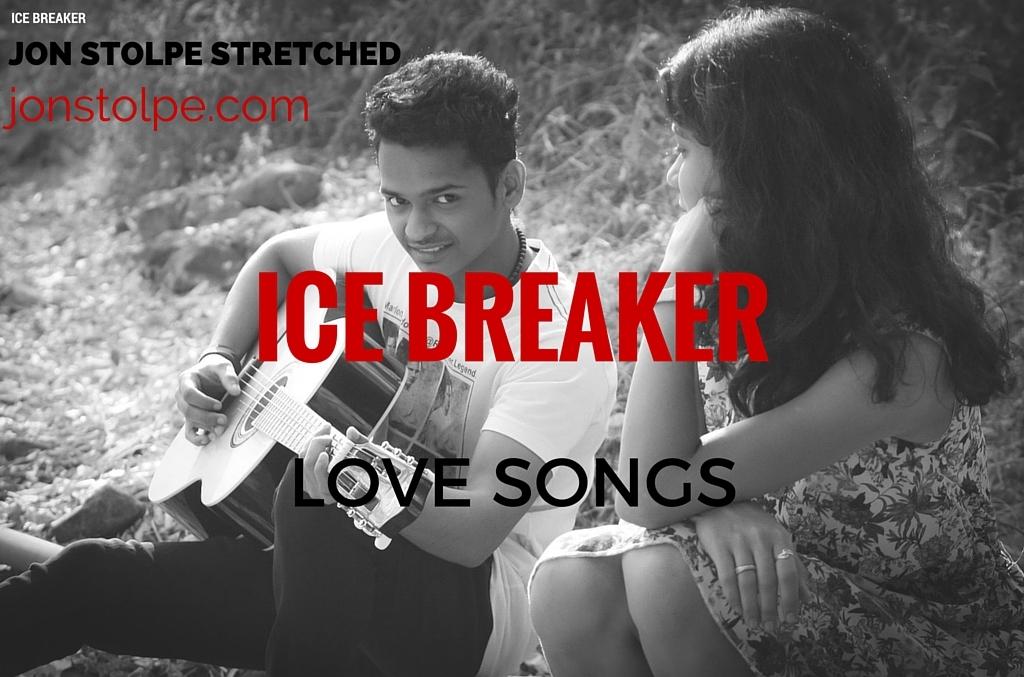 ICE BREAKER Love Songs