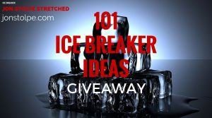 101 ICE BREAKER IDEAS