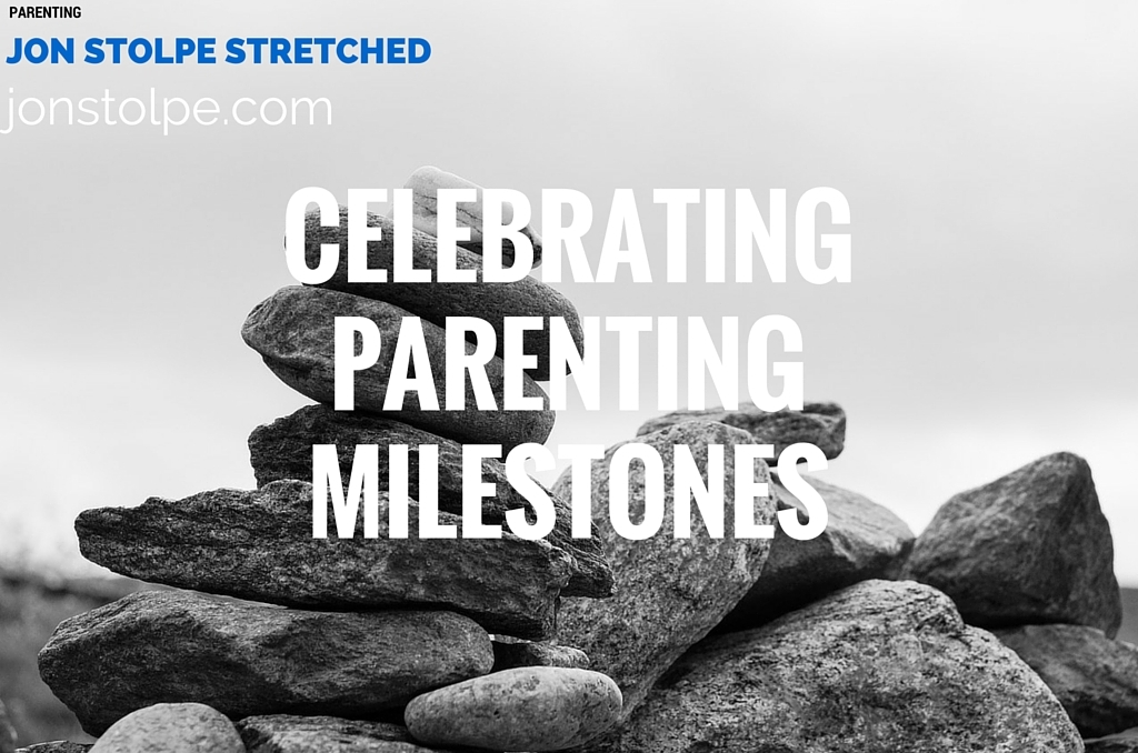 CELEBRATING PARENTING MILESTONES