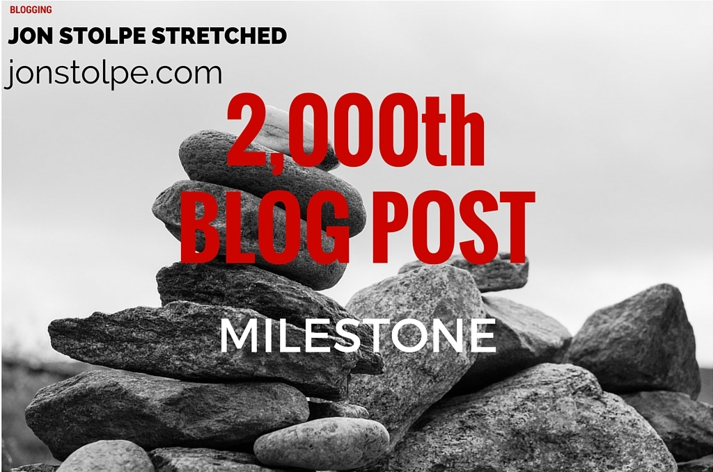 2,000th BLOG POST-1