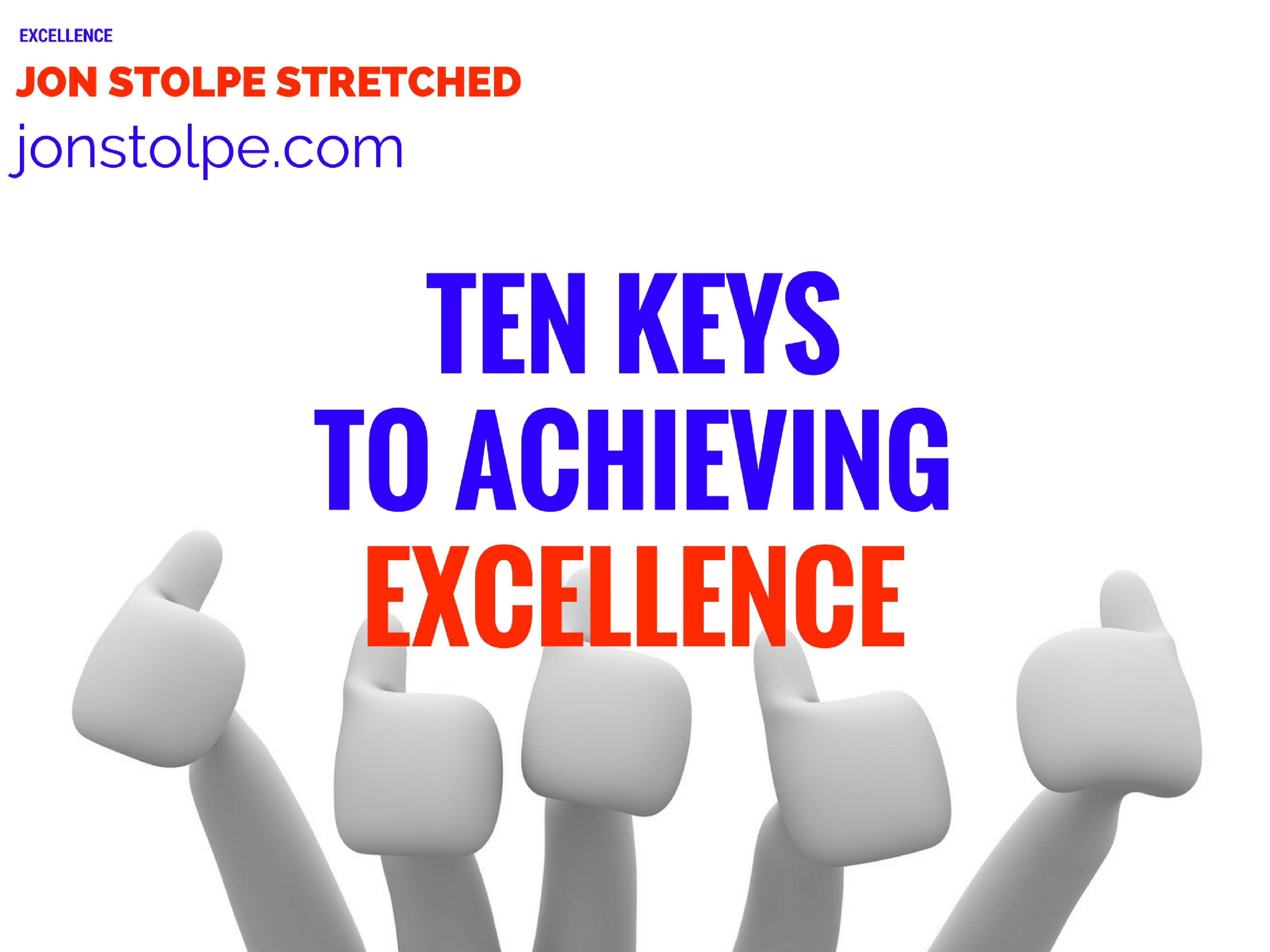 ten-keys-to-achieving-excellence